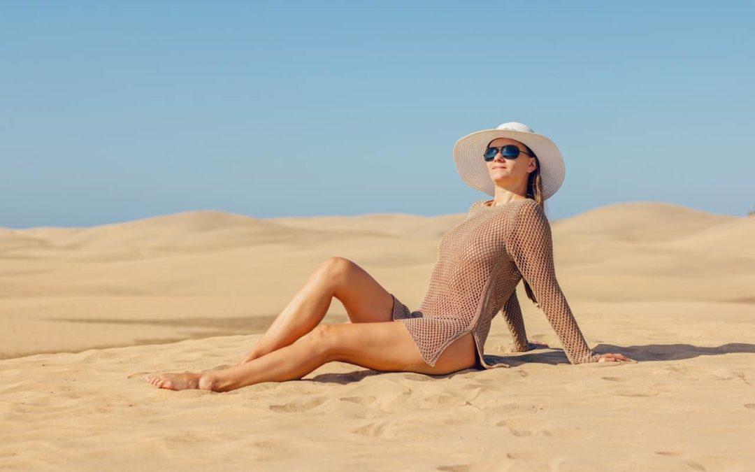 5 sposobów na ochronę skóry przed słońcem
