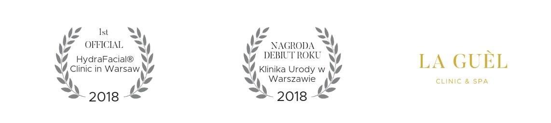 DEBIUT ROKU 2018 Forlled