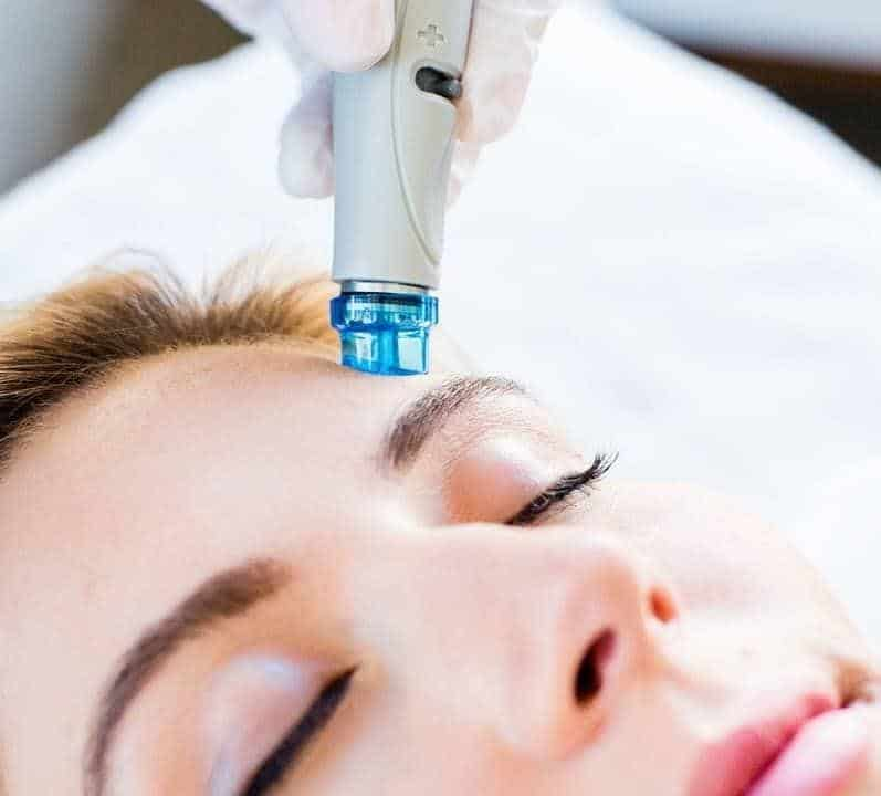 hydrafacial treatment HYDRAFACIAL