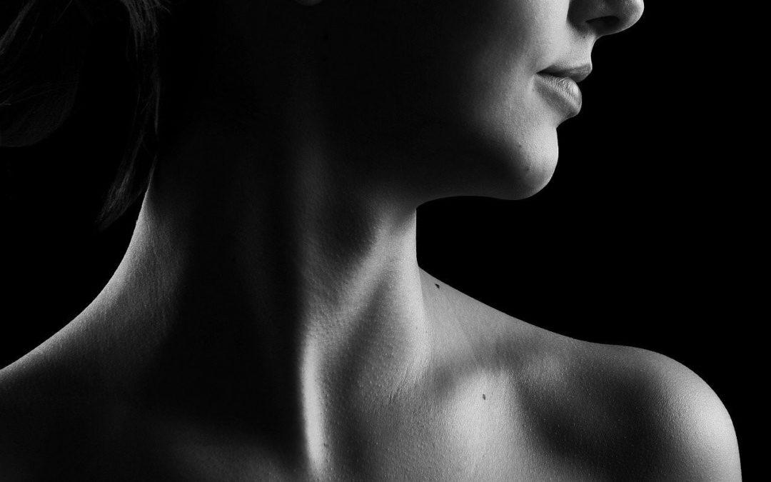 kobieta skóra zdrowa