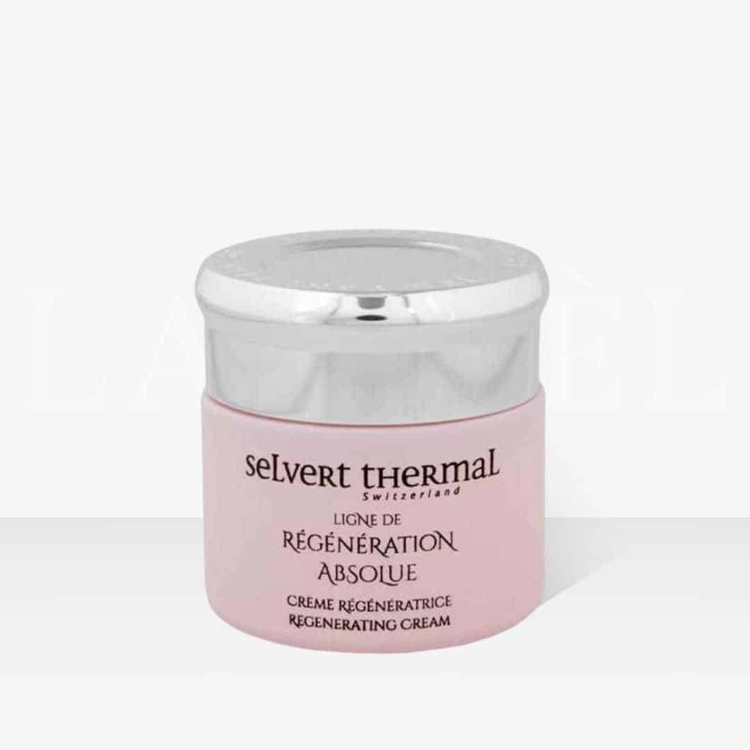 18 2 Selvert Thermal   Regenerating Cream With Snail Protein Extract 50ml | Wysyłka GRATIS!