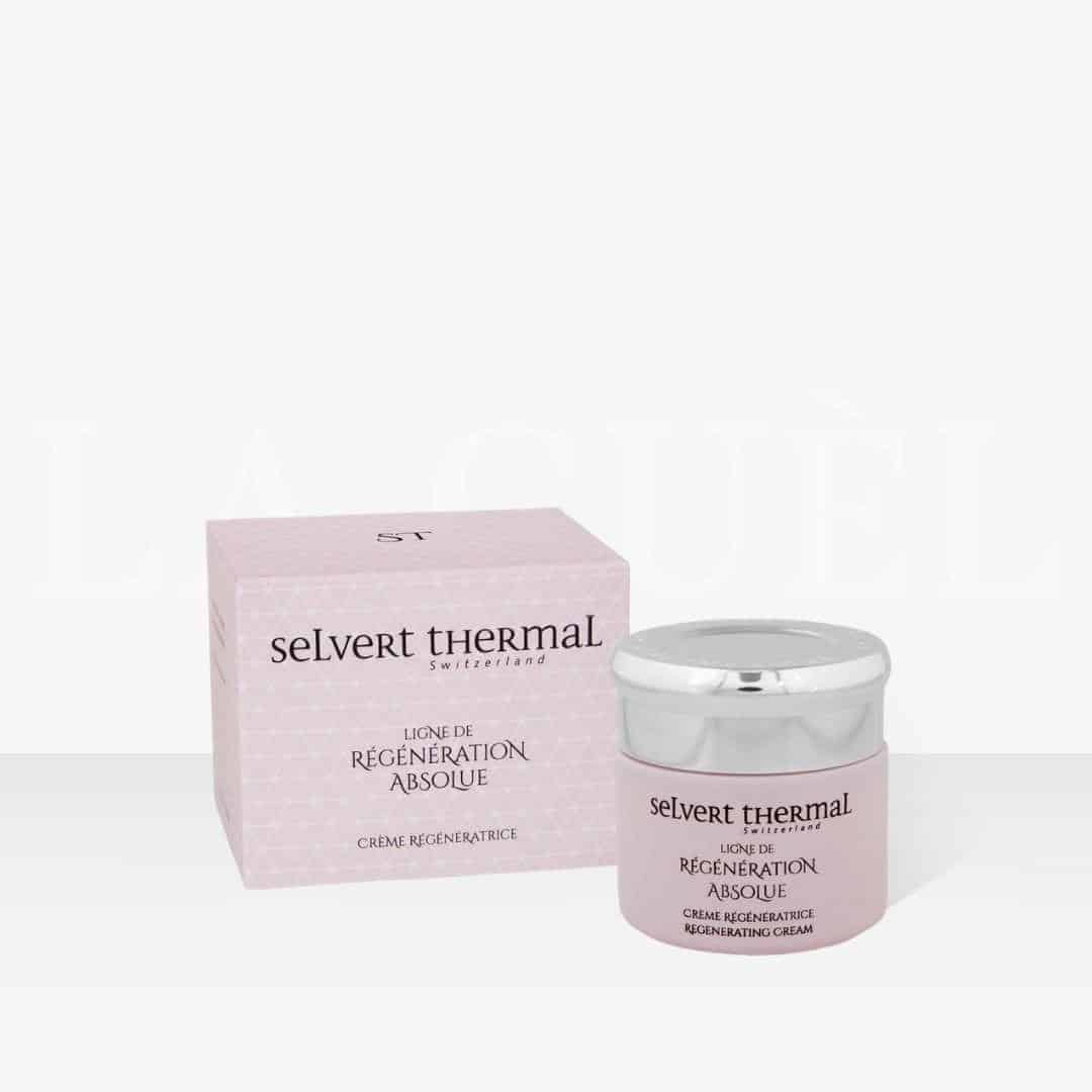 19 1 Selvert Thermal   Regenerating Cream With Snail Protein Extract 50ml | Wysyłka GRATIS!