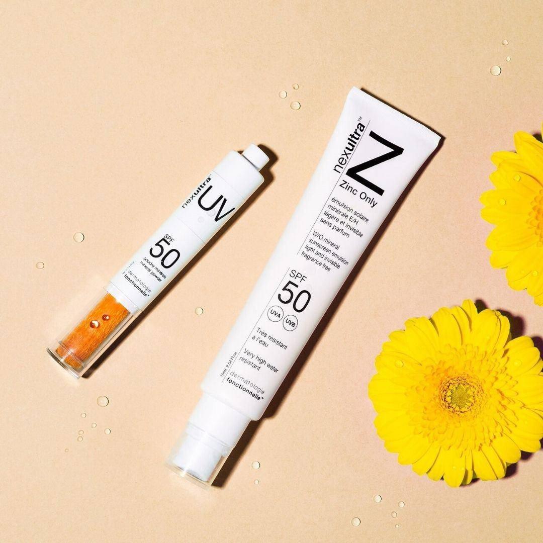 2 2 nexultra™ UV SPF50   puder mineralny w pędzlu (4g) | Wysyłka GRATIS!