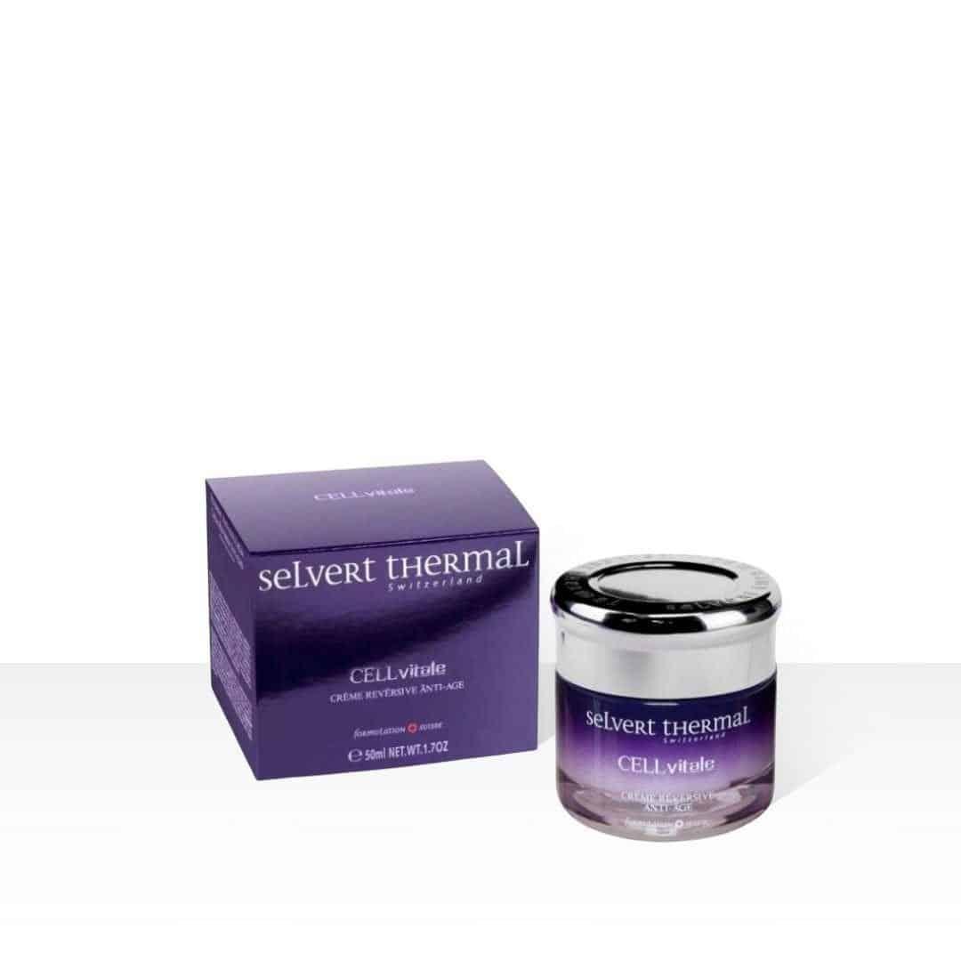 21 1 Selvert Thermal   Reversive Anti Ageing Cream 50ml | Wysyłka GRATIS!