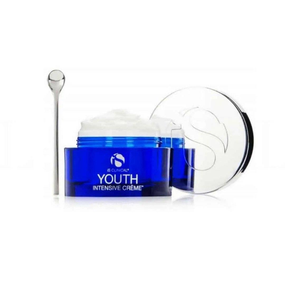 ezgif.com gif maker iS Clinical   Youth Intensive Creme 50g